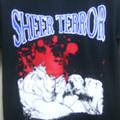 SHEER TERROR bulldogs blood T-shirts