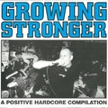V.A. growing stronger 7inch ( USED )