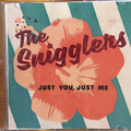 THE SNIGGLERS just you, just me MIX CD