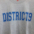 DISTRICT 9 fuck you T-shirts