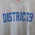 DISTRICT 9 fuck you T-shirts