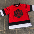 PAYBACK BOYS END RACISM HOCKEY JERSEY DEVIL