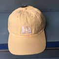 WDsounds TRADE COTTON CAP LIGHT YELLOW
