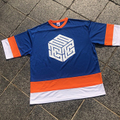 PAYBACK BOYS end racism HOCKEY JERSEY ISLAND