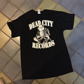 DEADCITY RECORDS T-SHIRTS
