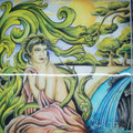 PULLING TEETH paranoid delusions paradise illusions 12 HOLGRAM COVER