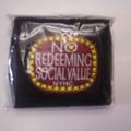 NO REDEEMING SOCIAL VALUE リストバンド