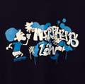 MURPHY'S LAW graffti guy T-SHIRTS