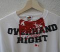 OVERHAND RIGHT T-SHIRTS