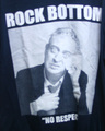 ROCK BOTTOM no respect T-shirts