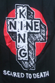 KING NINE cross T-SHIRTS