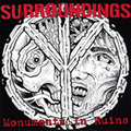SURROUNDINGS monuments in ruins 7inch
