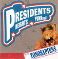TONOSAPIENS presidents heights funk vol.1 MIX CD