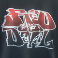 RED EYED DEVIL grafflogo T-shirts