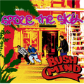 BUSHMIND Graze The Sky Mix CD