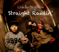 CRACKS BROTHERS straight rawlin' CD