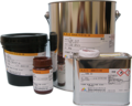 SG410インク1Kg+硬化剤100g+希釈溶剤1Kgセット