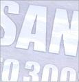 SANTO ラバーシート #300S 昇華防止 630mm×10M