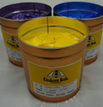 アスレチックプラスチゾル Pate Chrome Yellow
