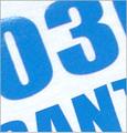 SANTO ラバーシート #300 レギュラー色 630mm×10M