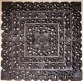 アユタヤ時代(タイ)の木製壁飾り