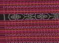 インドネシア・ティモールのアンティークイカット(綿絣)<6>
