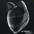 ロシア・Nitrinos社製ネコ耳ヘルメット「Neko-helmet」