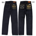 "GANGSTERVILL 16AW37 THUG_SLIM DENIM""CROSS""【INDIGO/RIGID】"