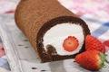 丸ごと苺のショコラスフレロール(24㎝)