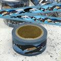 ◎クジラ柄マスキングテープ:カラー