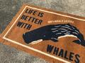 ラグマット:マッコウクジラ