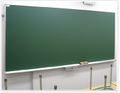 大型黒板 W3600×H1200(スチールグリーン暗線)