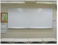 W3600×H900 大型ホワイトボード(ホーロー無地)