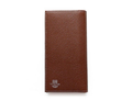 S9697 LONG WALLET-London Calf-BROWN × NAVY