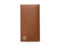 S9697 LONG WALLET-London Calf-TAN × HAVANA