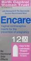 女性用避妊具Encareエンケア (12個)~Hの前に入れるだけ。生、中出しでも避妊。