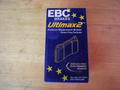 EBC ブレーキパッド ブラック