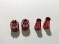 アルミ削り出しスティック(双葉用3mm軸)