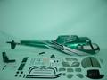 Fun-key AS350 Silver Green  EP550-600(GP50)クラス用ボディ※予約受付