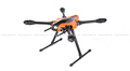 Kongcopter FQ700 Folding Quadcopter Frame Kit