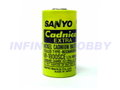 SANYO SC Type 1.2v/1800mAh NiCd Battery