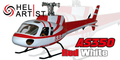 HeliArtist AS350  赤白