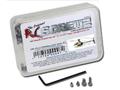 ALIGN T-REX450PRO用ステンレスビスセット1機分