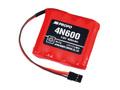 JR4.8V600mA受信機用ニッカド4N600