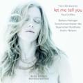 Hans Abrahamsen / Let Me Tell You ハンス・アブラハムセン:レット・ミー・テル・ユー (917 231-1) LPレコード
