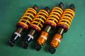 Used : ELISE-Mk3用 アラゴスタサスペンション Type-S 減衰力調整付き