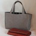 【型紙】Thanks bag
