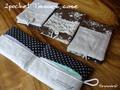 【型紙】2pocket tissues case