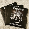 KENNY BAKER/Out of there,Out of time