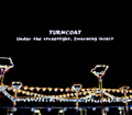 TURNCOAT/UNDER THE STREETLIGHT,SWARMING INSECT